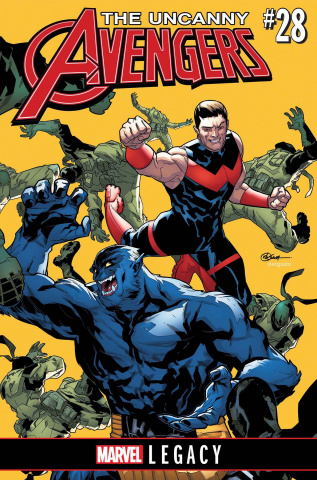 Uncanny Avengers #28: Legacy