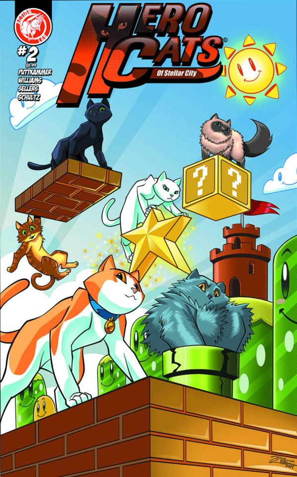 Hero Cats #2