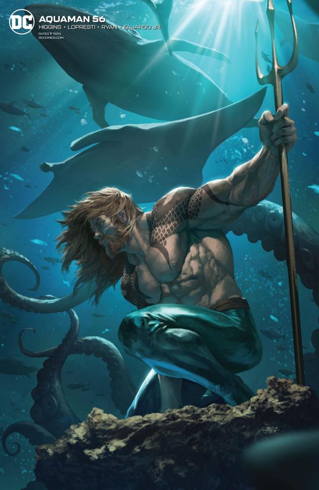 Aquaman #56 (Variant Cover)