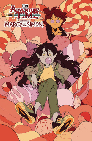 Adventure Time: Marcy & Simon #3 (Convention Cover)