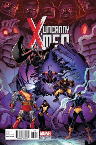 Uncanny X-Men #600 (Art Adams Cover)