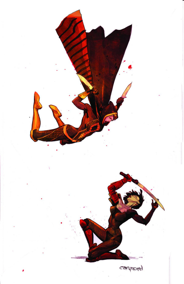 Suicide Squad's Most Wanted: Deadshot & Katana #2