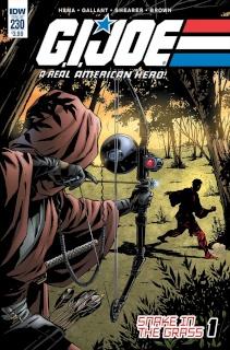 G.I. Joe: A Real American Hero #230 (Snake Grass, Part 1)