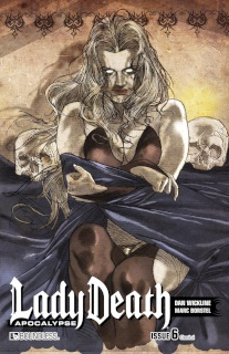 Lady Death: Apocalypse #6 (Classical Cover)