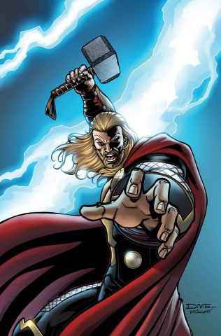 Thor: The Crown of Fools #1