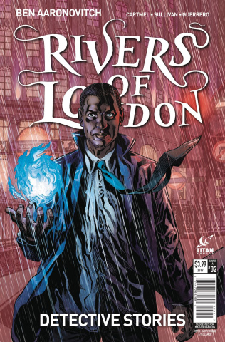 Rivers of London: Detective Stories #2 (Erskine Cover)