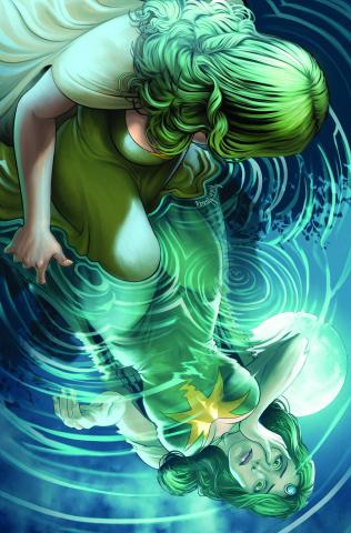 Grimm Fairy Tales: Quest #4 (Nunes Cover)