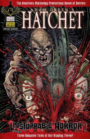 Hatchet: Unstoppable Horror #1 (Cover D)