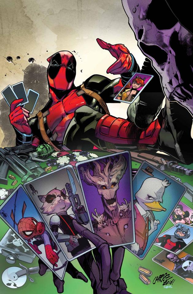 Deadpool: Too Soon? #1