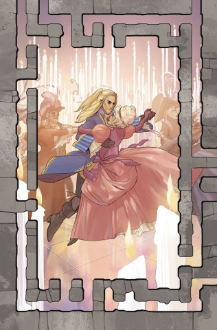 Labyrinth: Coronation #9