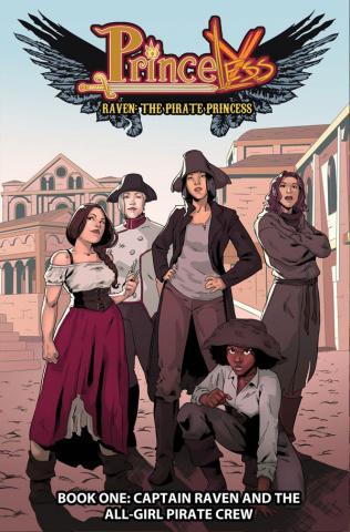 Princeless: Raven, The Pirate Princess Vol. 1