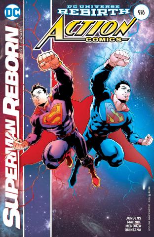 Action Comics #976