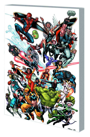 A+X Vol. 1: Equals Awesome
