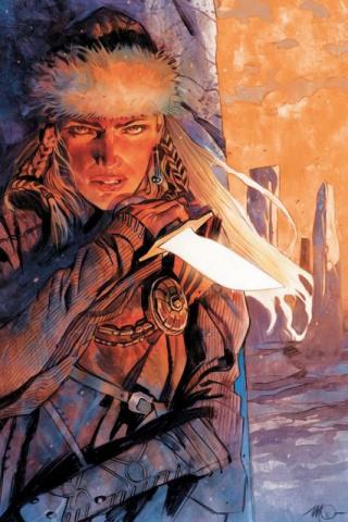 Northlanders Vol. 6: Thor's Daughter