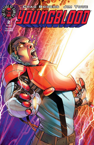 Youngblood #2 (2nd Printing)