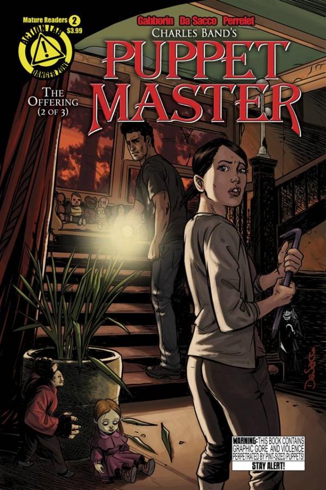 Puppet Master #2