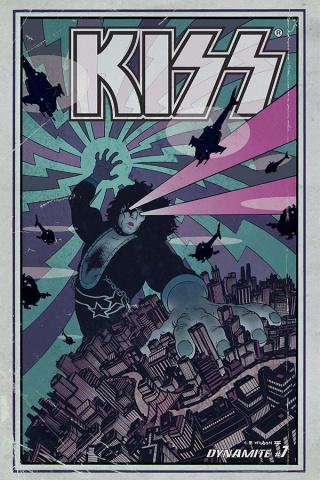 KISS #7 (Wilson Cover)