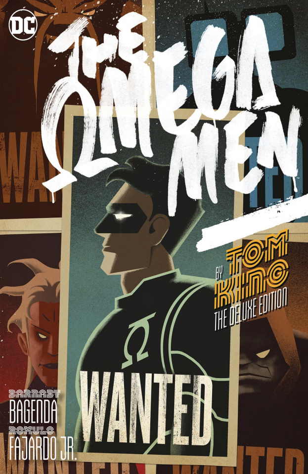 The Omega Men by Tom King (Deluxe Edition)