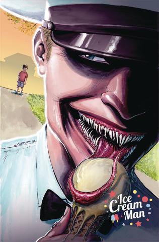 Ice Cream Man #10 (Ferreyra Cover)
