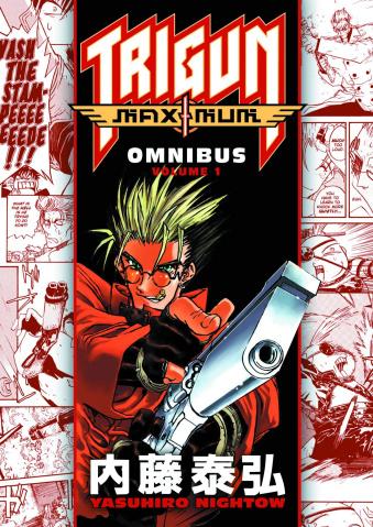 Trigun: Maximum Omnibus Vol. 1