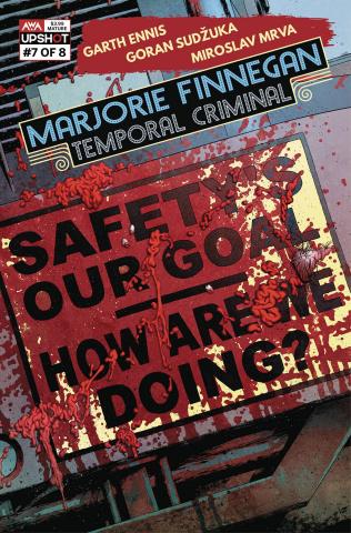 Marjorie Finnegan: Temporal Criminal #7