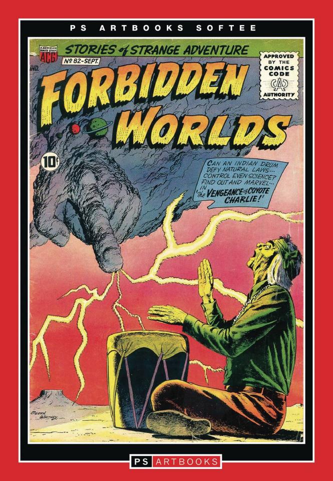 Forbidden Worlds Vol. 13