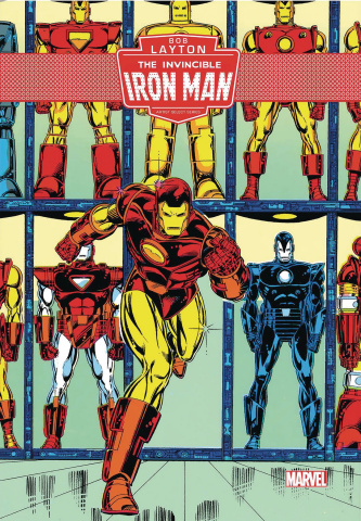 Bob Layton's Iron Man Artist Select Series