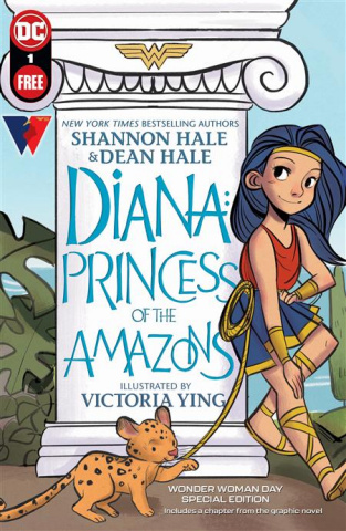 Diana: Princess of the Amazons #1