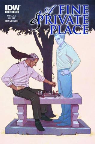 A Fine & Private Place #2 (20 Copy Cover)