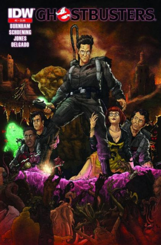 Ghostbusters #2 (2nd Printing)