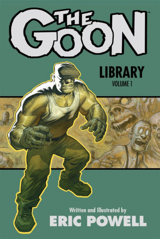 The Goon Library Vol. 1