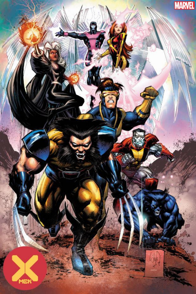 X-Men #1 (Portacio Cover)