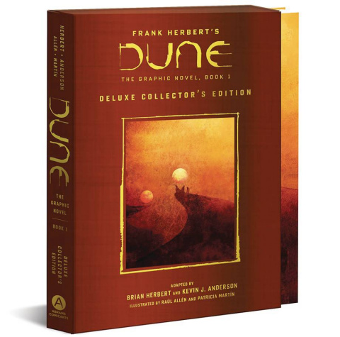 Dune Vol. 1 (Deluxe Collector's Edition)