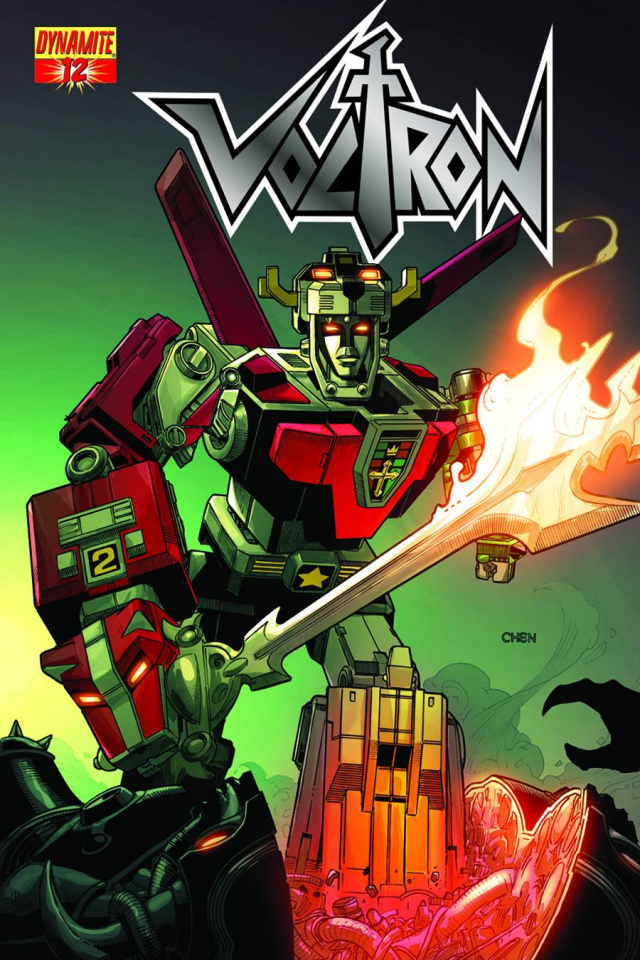 Voltron #12