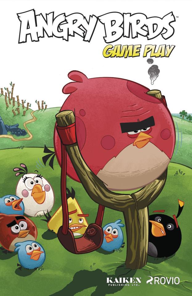 Angry Birds Comics: Game Play
