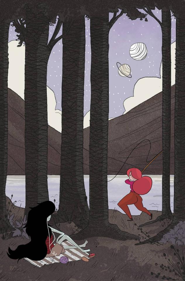 Adventure Time: Marceline Gone Adrift #5