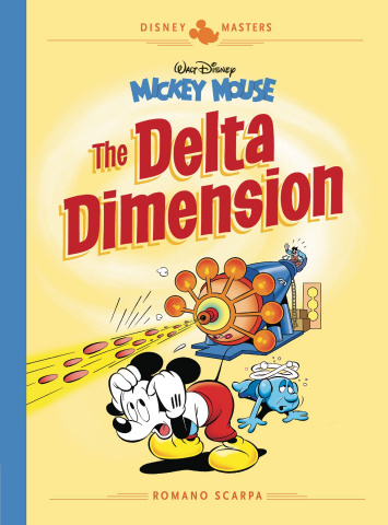 Disney Masters Vol. 1: The Delta Dimension