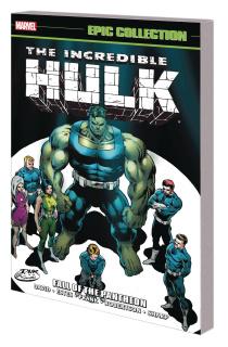 The Incredible Hulk: Fall of the Pantheon