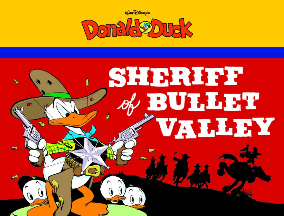 Donald Duck Vol. 2: Sheriff of Bullet Valley