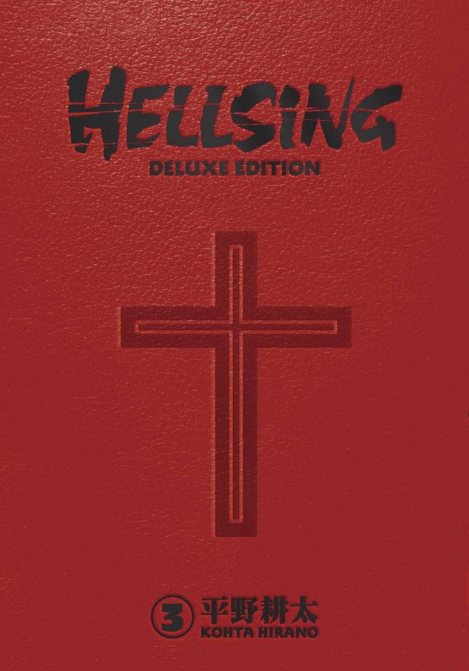 Hellsing Vol. 3 (Deluxe Edition)