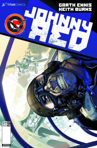 Johnny Red #4 (Walker Cover)