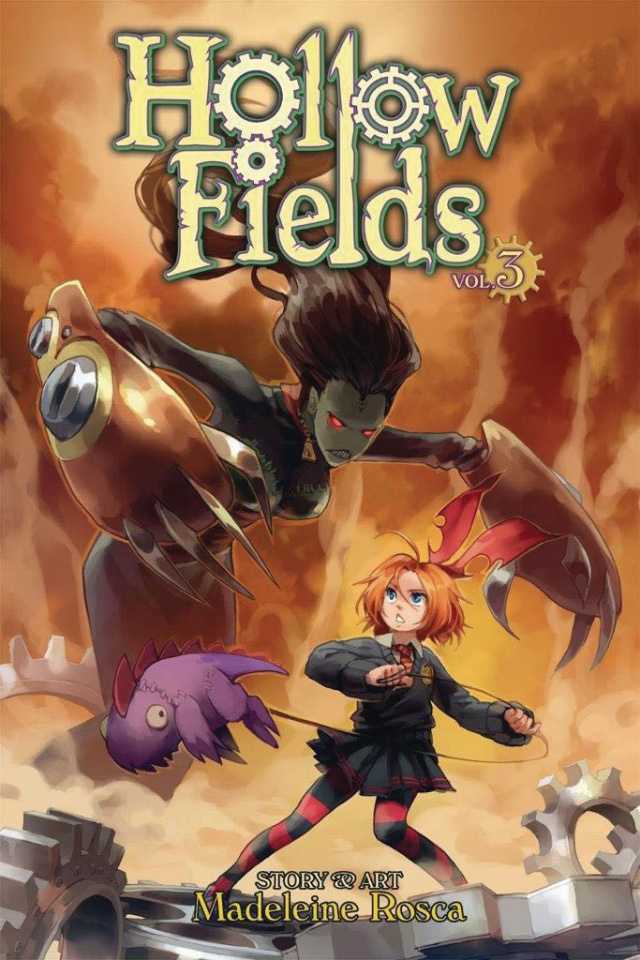 Hollow Fields Vol. 3 (Color Edition)