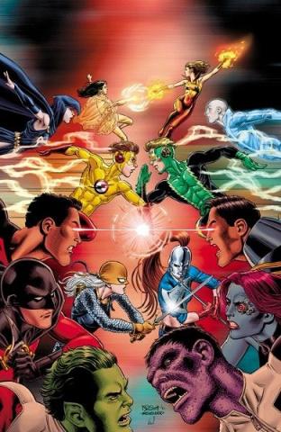 Teen Titans #99