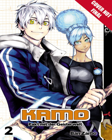 Kamo Vol. 2: Pact with the Spirit World