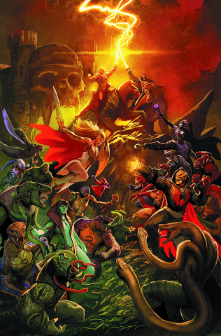 He-Man: The Eternity War #1