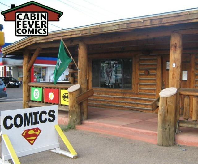 Cabin Fever Comics