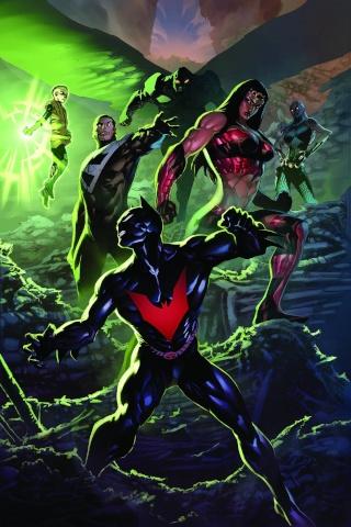 Batman Beyond #10