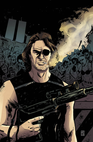 Escape From New York #9