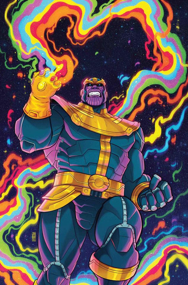 Marvel Tales: Thanos #1