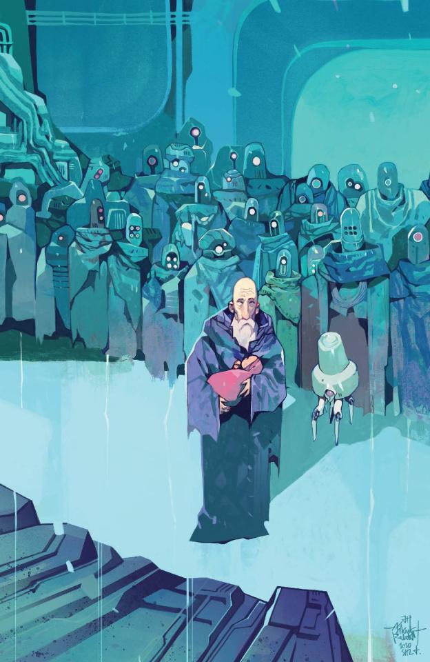 Origins #6 (10 Copy Rebelka Cover)